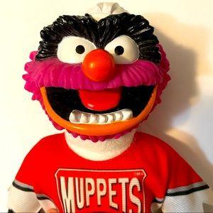 McDonalds Muppet Animal NHL 12 inch Plush